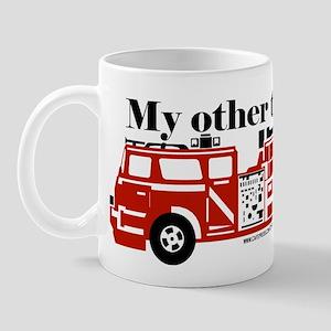 My other truck Mug