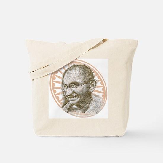 Gandhi Republic Day Tote Bag
