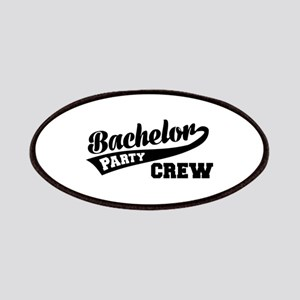 Bachelor Party Crew Patches