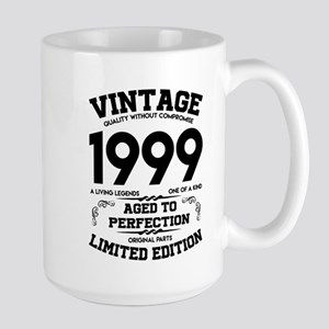 VINTAGE 1999 AGED TO PERFECTION Mugs