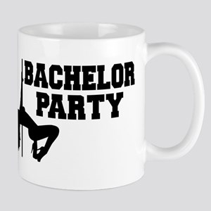 Bachelor Party girl Mug