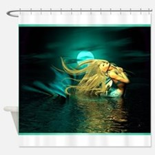 mermaid and pirate shower curtain pirate mermaid shower curtains pirate mermaid fabric 253
