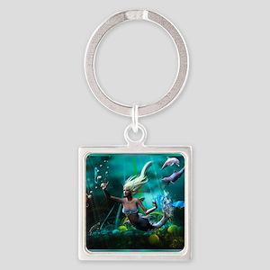 Best Seller Merrow Mermaid Keychains