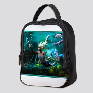 Best Seller Merrow Mermaid Neoprene Lunch Bag