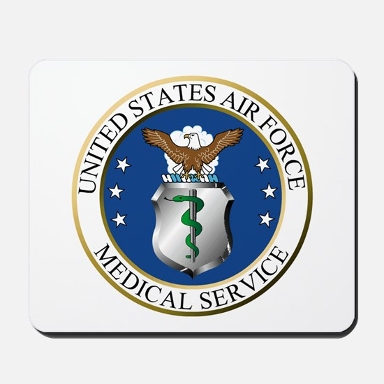 U. S. Air Force Medical Service Mousepad