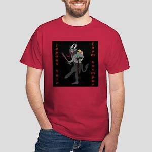 Krampus Yule Dark T-Shirt