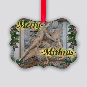 Merry Mithras Ornament