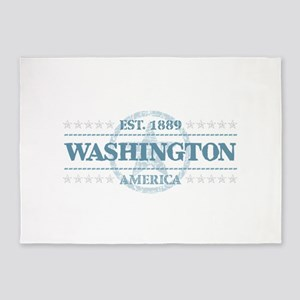 Washington 5'x7'Area Rug