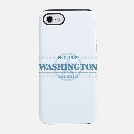 Washington iPhone 7 Tough Case