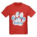 Love My Earthdog Kids Dark T-Shirt