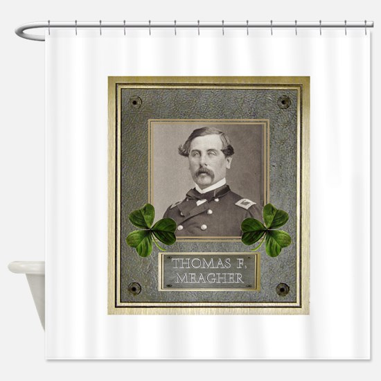 Thomas F. Meagher Shower Curtain