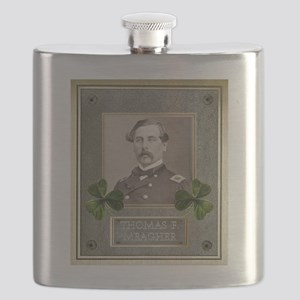 Thomas F. Meagher Flask