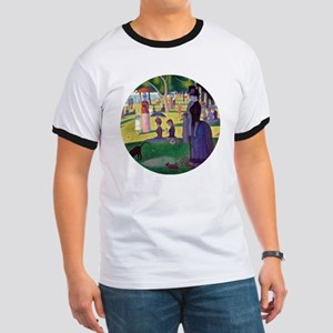 A Sunday Afternoon on La Grande Jatte by  Ringer T