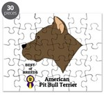 American Pit Bull Terrier Puzzle