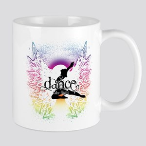 Dance Take Flight the Colors Mugs