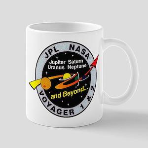 Voyager 1 & 2 Mug