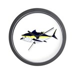Blackfin Tuna v2t Wall Clock