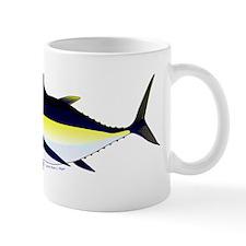 Blackfin Tuna v2C Mugs