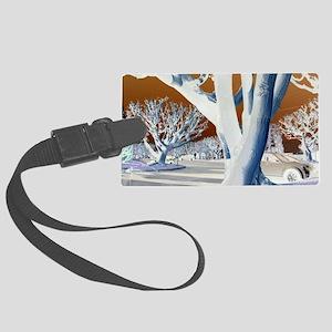Alberi peculiari (Peculiar Trees) Luggage Tag