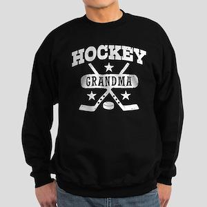 Hockey Grandma Sweatshirt (dark)