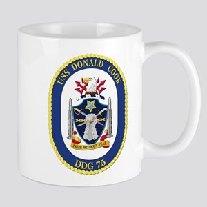 USS Donald Cook (DDG-75) Mug