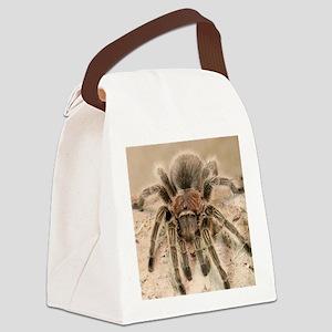 Rosehair Tarantula Canvas Lunch Bag