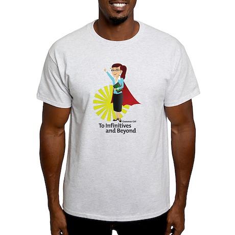 Grammar Girl To Infinitives T-Shirt