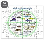 Florida Keys Fish Targets Puzzle