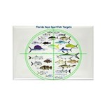 Florida Keys Fish Targets Magnets