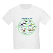 Florida Keys Fish Targets T-Shirt