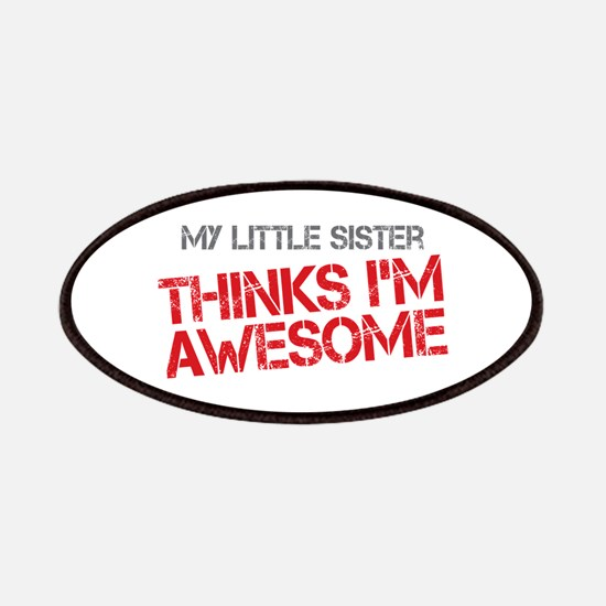 Little Sister Awesome Patches