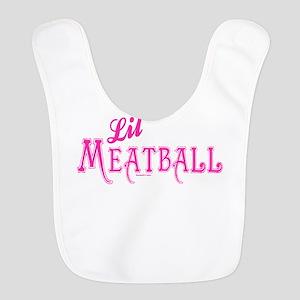 Lil Meatball Bib