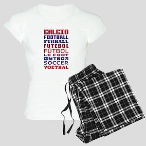 Soccer Football Languages Pajamas