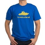 I Own a Boat T-Shirt