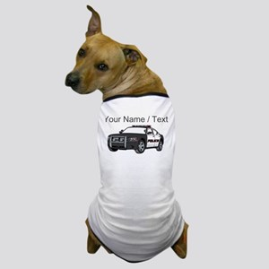 Police Cruiser Dog T-Shirt