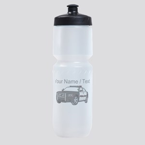 Police Cruiser Sports Bottle