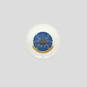 USS Dwight D Eisenhower CVN-69 Mini Button