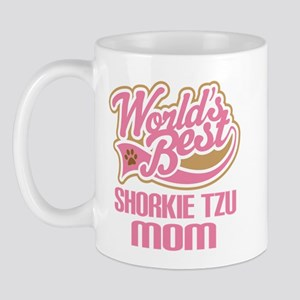 Shorkie tzu Dog Mom Mug
