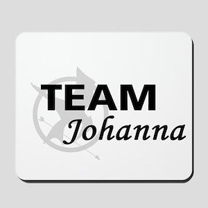 Team Johanna Mousepad