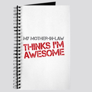 Mother-In-Law Awesome Journal