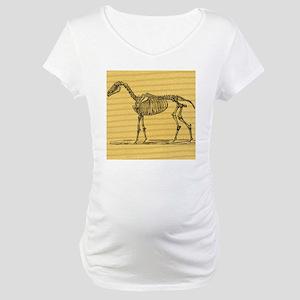 Them bones Maternity T-Shirt