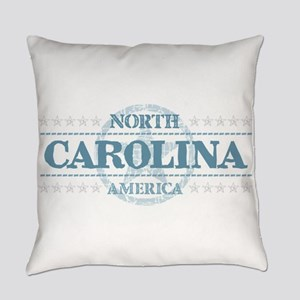 North Carolina Everyday Pillow