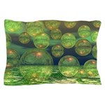 Spring Creation Abstract Pillow Case