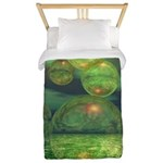 Spring Creation Abstract Twin Duvet