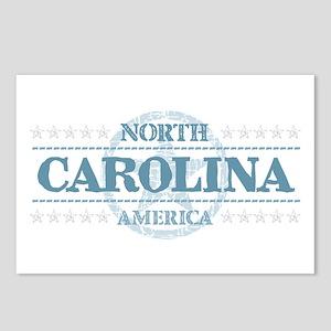 North Carolina Postcards (Package of 8)