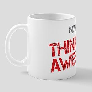 Papa Awesome Mug