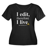 """I edit"" CE-Lery women's plus scoop dk T"