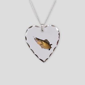 Walleye Feeding Necklace