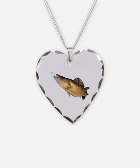 Walleye Feeding Necklace