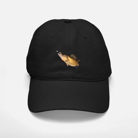 Walleye Feeding Baseball Hat